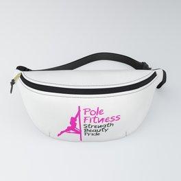 pole fitness Fanny Pack