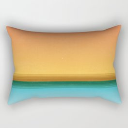 Quiet (landscape) Rectangular Pillow