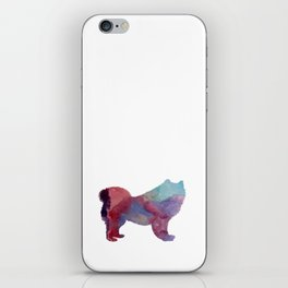 Samoyed iPhone Skin