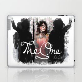 The One Laptop & iPad Skin