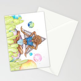 Parallel Universe  Stationery Cards
