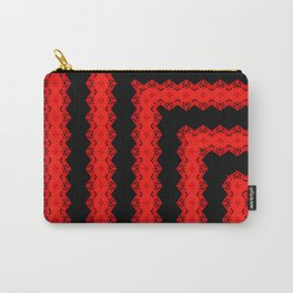 Blood Diamonds Bend Carry-All Pouch