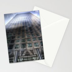 Canary Wharf Tower Stationery Cards