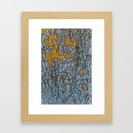 Natures Signature Framed Art Print