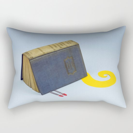 The Wicked Book of Oz Rectangular Pillow