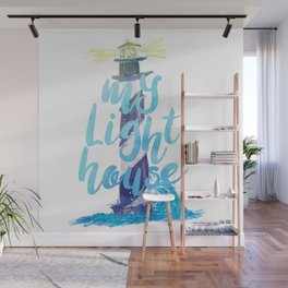 My Lighthouse Wall Mural