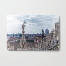 DuomoMilano Metal Print