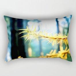 Branch Art One Rectangular Pillow