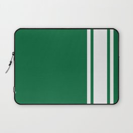 Green Racer Laptop Sleeve