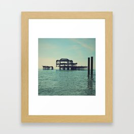 Paddle 78' Framed Art Print