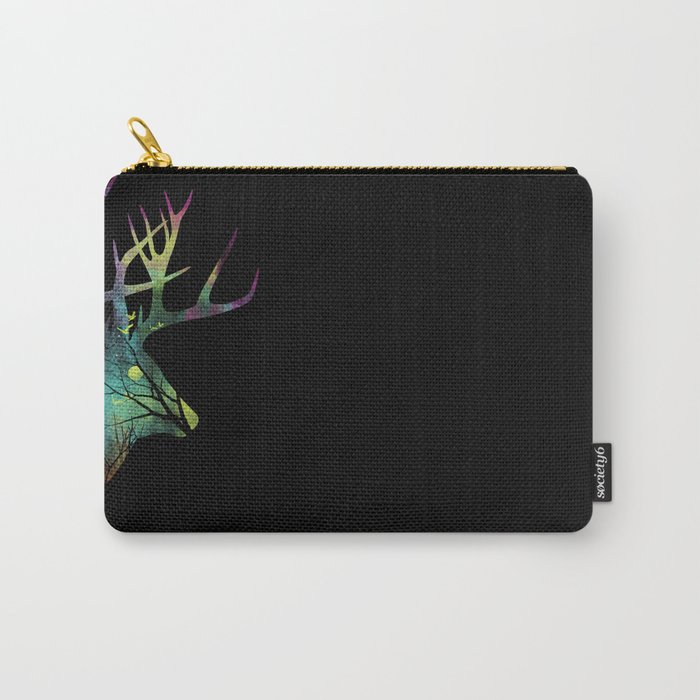Space Deer Carry-All Pouch
