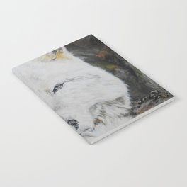 Eye of the Wild by Teresa Thompson Notebook