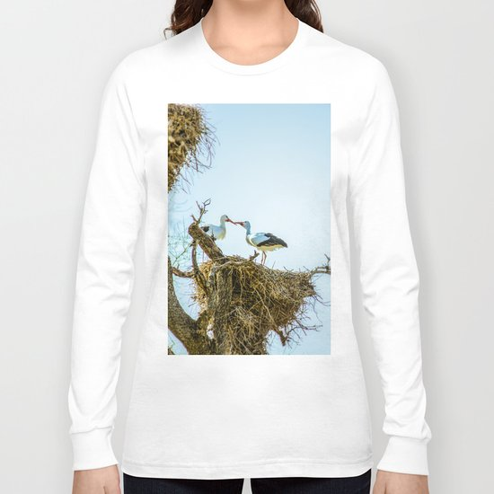 Hot kiss Long Sleeve T-shirt