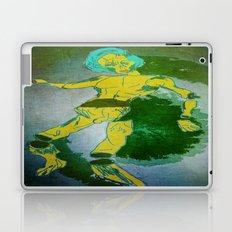 floating on air Laptop & iPad Skin