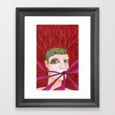 Sin título Framed Art Print