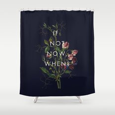 The Theory of Self-Actualization III Shower Curtain