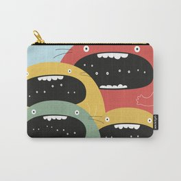Monster gang. Carry-All Pouch