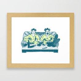 Yo, b*tch! Framed Art Print