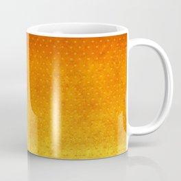 """Sabana Sunset Degraded Polka Dots"" Coffee Mug"