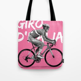 Vincenzo Nibali Tote Bag