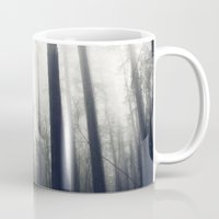 abyss Mugs featuring Abyss by Aida Gradina