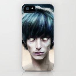 Universal Mind iPhone Case