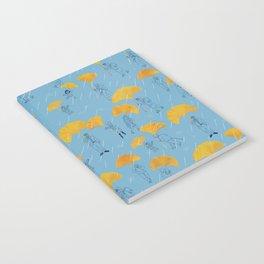 raining day Notebook