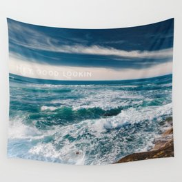 Sunset Cliffs San Diego Wall Tapestry