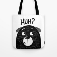 HUH PUPPY Tote Bag