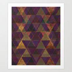 Abstract #568 Art Print