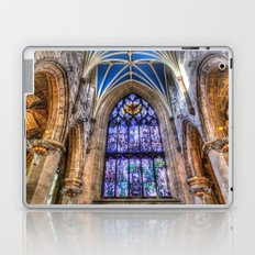 St Giles Cathedral Edinburgh Scotland Laptop & iPad Skin