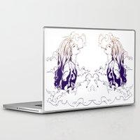 lana Laptop & iPad Skins featuring Lana by Pesim0