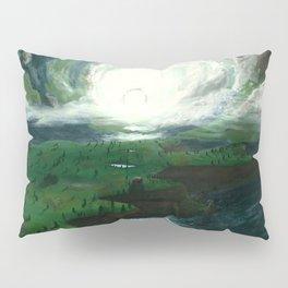 Artificial World Pillow Sham