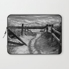 Beach Path Laptop Sleeve
