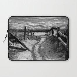 Beach Path Laptop Sleeve