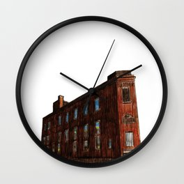 LACHINE RAPIDS HYDRAULIC AND LAND COMPANY KANDER PAPER STOCK COMPANY LTD. Wall Clock