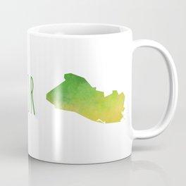 El Salvador Coffee Mug