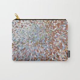 A New Day in Living Coral Juul Carry-All Pouch