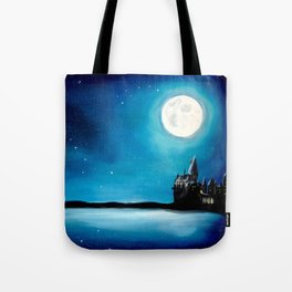 School of Witchcraft and Wizardry... Tote Bag