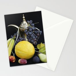 FRESH FRUITS - Stillife Stationery Cards