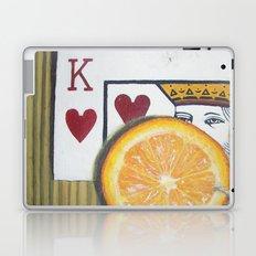 Oranges And Kings Laptop & iPad Skin