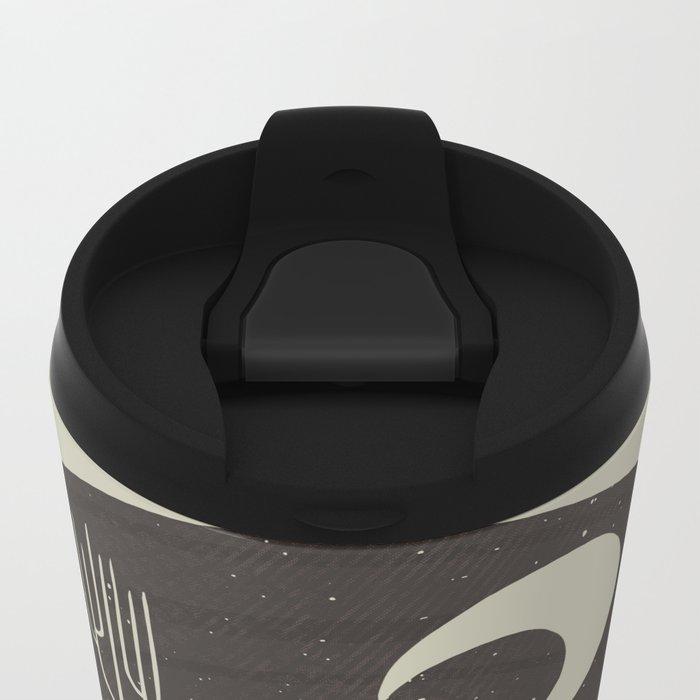 Another Night Metal Travel Mug