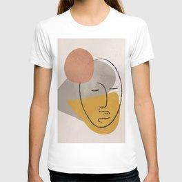 Portrait 3 T-shirt