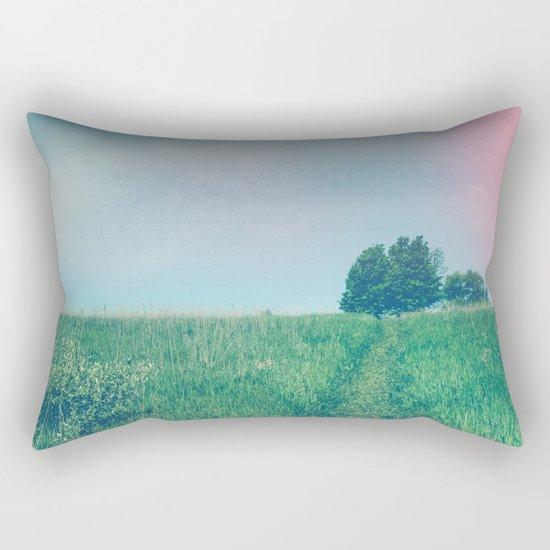 Bohemian Summer Rectangular Pillow