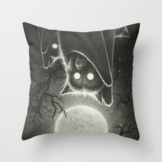 Hang Out Throw Pillow