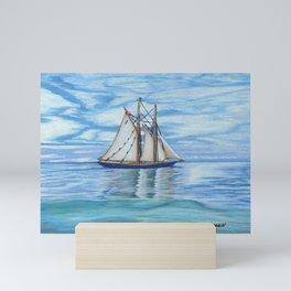 Bluenose II Mini Art Print