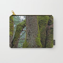 TWO BIG LEAF MAPLE TREES Carry-All Pouch