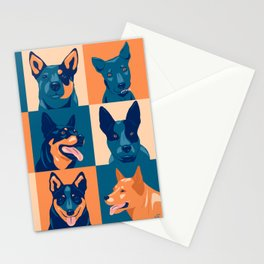It's a Hard Enough Rough Stationery Cards
