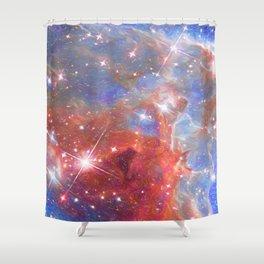 Star Factory Shower Curtain