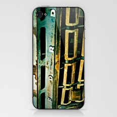 Call It A Pick Up Truck iPhone & iPod Skin